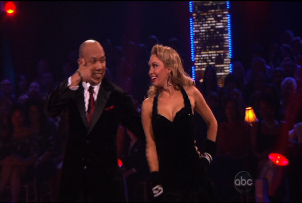 Hines Ward & Kym Johnson danced the Quickstep during Week 2 of Season 12 of Dancing with the Stars. They received a score of 23.