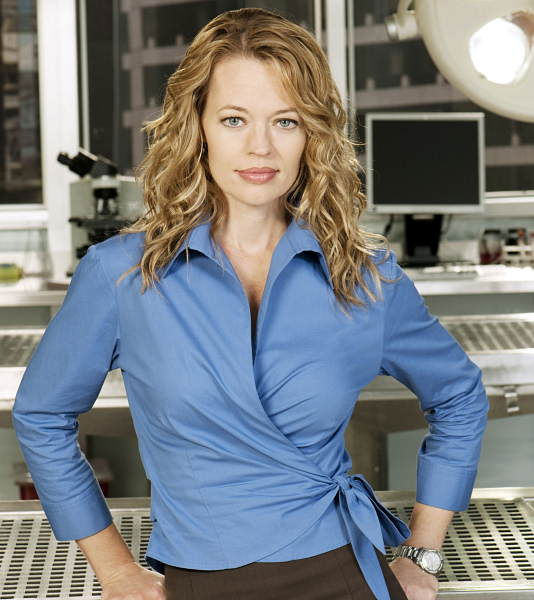 "<div class=""meta image-caption""><div class=""origin-logo origin-image ""><span></span></div><span class=""caption-text"">As Philadelphia's first female Chief Medical Examiner, Kate Murphey (portrayed by ""Star Trek Voyager alum Jeri Ryan) didn't get where she is without ruffling a few feathers herself. She hired Megan Hunt (Dana Delany) for her expertise and the results she could bring to the job. But Megan's unconventional way of doing things presents Kate with an ongoing dilemma. Megan is brilliant but also polarizing. How much should Kate rein her in? (ABC Television)</span></div>"
