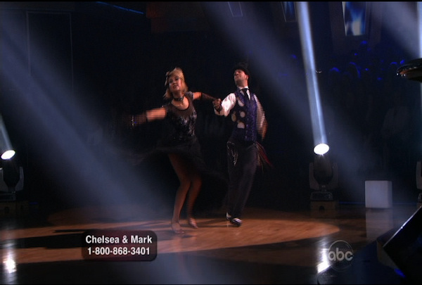 "<div class=""meta image-caption""><div class=""origin-logo origin-image ""><span></span></div><span class=""caption-text"">Chelsea Kane & Mark Ballas danced the Viennese Waltz during Week 4 of Season 12 of Dancing with the Stars. They received a score of 26. </span></div>"