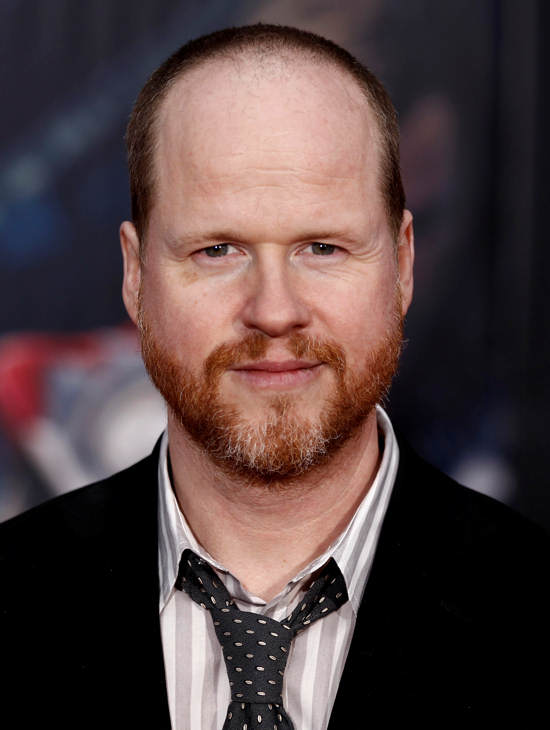 "<div class=""meta ""><span class=""caption-text "">Director Joss Whedon arrives at the premiere of ""The Avengers"" in Los Angeles, Wednesday, April 11, 2012. ""The Avengers"" will be released in theaters May 4, 2012.  (AP Photo/Matt Sayles)</span></div>"