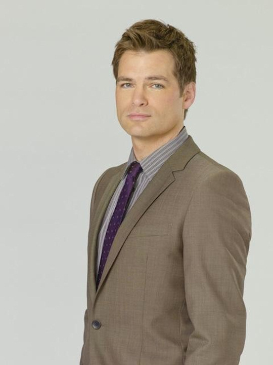 "ALL MY CHILDREN - ABC's ""All My Children"" stars Daniel Cosgrove as Scott Chandler. (ABC/EDWARD HERRERA)"