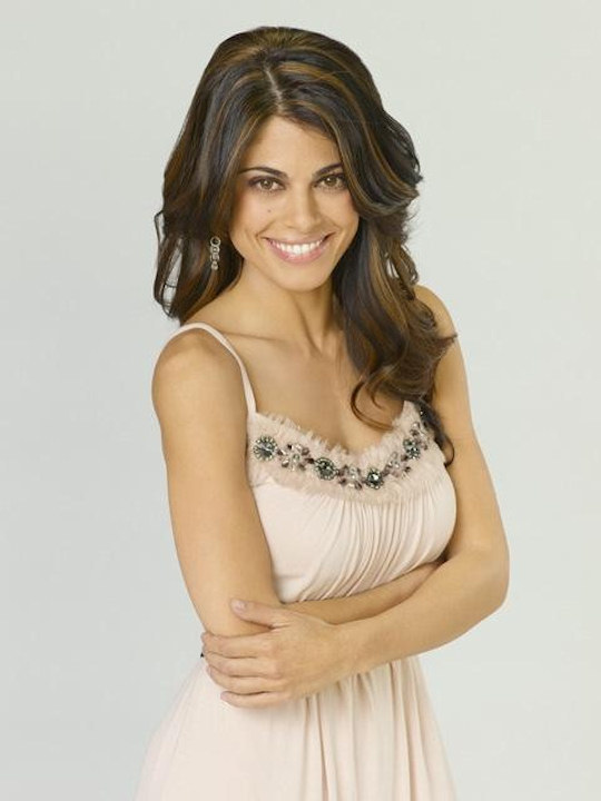 "ALL MY CHILDREN - ABC's ""All My Children"" stars Lindsay Hartley as Cara Finn. (ABC/EDWARD HERRERA)"