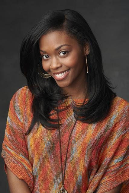 "ONE LIFE TO LIVE - Nafessa Williams plays ""Deanna"" on ONE LIFE TO LIVE airing on the ABC Television Network. OLTL11 (ABC/Donna Svennevik) NAFESSA WILLIAMS"