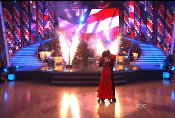 "<div class=""meta ""><span class=""caption-text "">Chris Jericho & Cheryl Burke danced the Viennese Waltz during Week 5 of the Dancing wih the Stars Season 12. They received a score of 26.</span></div>"
