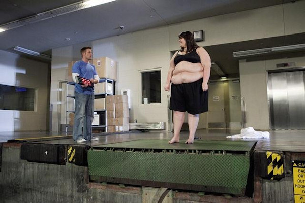 "<div class=""meta ""><span class=""caption-text "">EXTREME MAKEOVER: WEIGHT LOSS EDITION - In the premiere episode, ""Rachel,"" trainer and transformation specialist Chris Powell takes on proverbial over-achiever Rachel, who has been able to accomplish nearly everything she has set out to do so far in her young life -- except the one goal that eludes her, to lose weight. At only 21 years old, Rachel weighs nearly 400 pounds. While living at home surrounded by her fit siblings, she feels she's the ""elephant in the room."" As a result, she believes she can never make her parents truly proud, until she loses weight. However, Rachel soon learns she will get the opportunity of a lifetime when Chris surprises her at the school where, ironically, she teaches young children physical education. ""Extreme Makeover: Weight Loss Edition"" premieres MONDAY, MAY 30 (10:01-11:00 p.m., ET) on the ABC Television Network. (ABC/Greg Zabilski) RACHEL </span></div>"