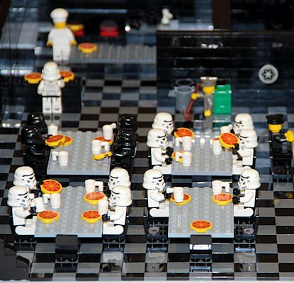 Pizza Day on the Lego Death Star!!!! <span class=meta>(www.darcidoranphotography.com)</span>