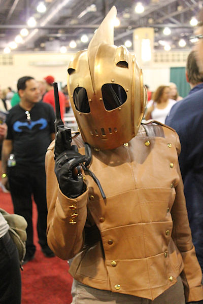 The Rocketeer.