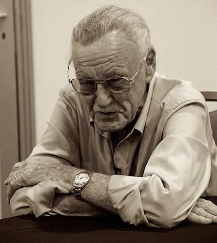 "<div class=""meta ""><span class=""caption-text "">Comics legend Stan Lee sat down for an interview with Action News. You can watch the Stan Lee interview by following this link. (www.darcidoranphotography.com)</span></div>"