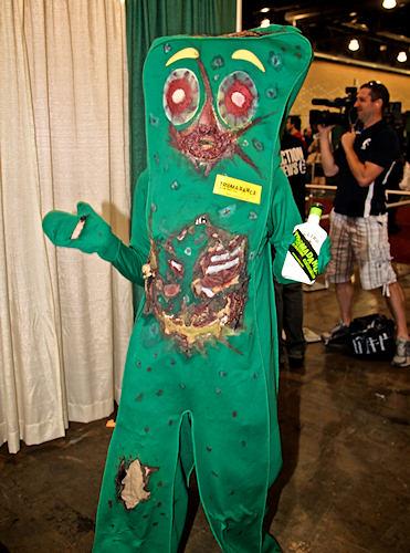 Zombie Gumby <span class=meta>(www.darcidoranphotography.com)</span>