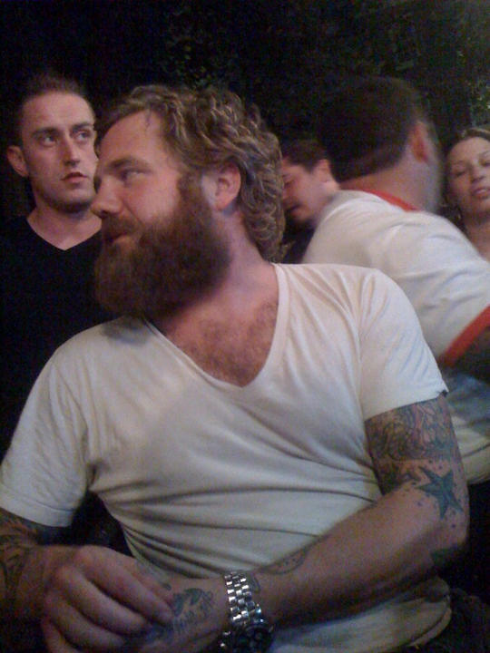 Action News has obtained photos of Ryan Dunn taken in the hours before a fiery crash claimed his life. Photo credit: Thaddeus Kalinoski