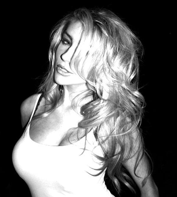 Courtney Stodden from her official website - www.courtneystodden.com