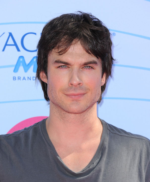 "<div class=""meta ""><span class=""caption-text "">Ian Somerhalder arrives at the Teen Choice Awards on Sunday, July 22, 2012, in Universal City, Calif. (Photo by Jordan Strauss/Invision/AP) </span></div>"