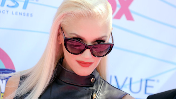 Gwen Stefani arrives at the Teen Choice Awards on Sunday, July 22, 2012, in Universal City, Calif. (Photo by Jordan Strauss/Invision/AP)