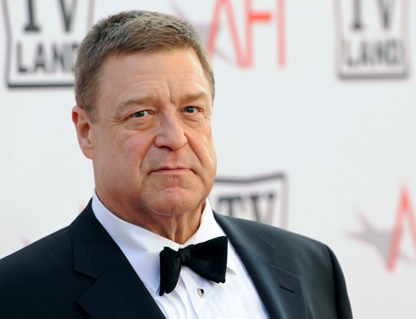 "<div class=""meta image-caption""><div class=""origin-logo origin-image ""><span></span></div><span class=""caption-text"">Actor John Goodman arrives at the AFI Lifetime Achievement Awards honoring Mike Nichols, presented by TV Land at Sony Pictures Studios on Thursday, June 10, 2010 in Culver City, Calif.  (AP Photo/Chris Pizzello)</span></div>"