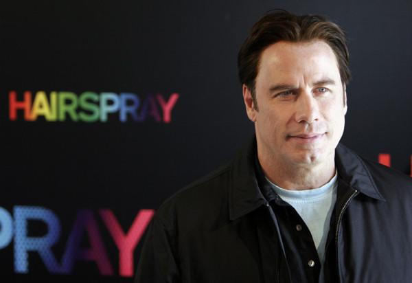 U.S. actor John Travolta in Paris, Saturday, June 23, 2007, for the promotion of &#34;Hairspray&#34;. <span class=meta>(AP Photo&#47;Michael Sawyer)</span>