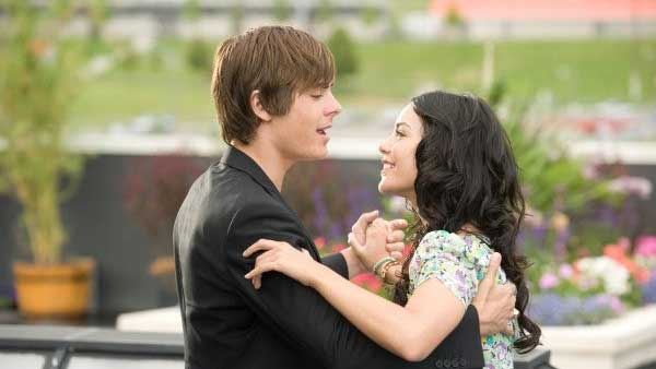 Zac Efron and Vanessa Hudgens have reportedly broken up after dating since 2006, when they met on the set of the Disney Channel movie &#39;High School Musical&#39;.  <span class=meta>(Disney)</span>