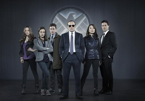 "MARVEL'S AGENTS OF S.H.I.E.L.D. premieres Tuesday September 24th at 8:00 p.m. - ""Marvel's Agents of S.H.I.E.L.D.,"" Marvel's first television series, is from executive producers Joss Whedon (""Marvel's The Avengers,"" ""Buffy the Vampire Slayer""), Jed Whedon & Maurissa Tancharoen, who co-wrote the pilot (""Dollhouse,"" ""Dr.Horrible's Sing-Along Blog""). Jeffrey Bell (""Angel,"" ""Alias"") and Jeph Loeb (""Smallville,"" ""Lost,"" ""Heroes"") also serve as executive producers. ""Marvel's Agents of S.H.I.E.L.D."" is produced by ABC Studios and Marvel Television. (ABC/Bob D'Amico) CHLOE BENNET, ELIZABETH HENSTRIDGE, IAIN DE CAESTECKER, CLARK GREGG, MING-NA WEN, BRETT DALTON"