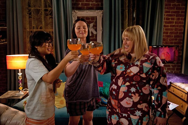 "<div class=""meta ""><span class=""caption-text "">SUPER FUN NIGHT premieres Wednesday, October 6th at 9:30 p.m. - ""Super Fun Night"" stars Rebel Wilson as Kimmie Boubier, Liza Lapira (""Don't Trust the B- in Apartment 23"") as Helen-Alice, Lauren Ash (""Lars and the Real Girl"") as Marika, Kevin Bishop (""Star Stories"") as Richard Royce and Kate Jenkinson (""The Wedge"") as Kendall. ""Super Fun Night"" was written by Rebel Wilson, who also serves as co-executive producer. Executive producers are John Riggi (""30 Rock""), who also directed the pilot, Conan O'Brien, David Kissinger and Jeff Ross. ""Super Fun Night"" is produced by Bonanza Productions Inc. in association with Conaco and Warner Bros. Television. (ABC/Colleen Hayes) LIZA LAPIRA, LAUREN ASH, REBEL WILSON </span></div>"