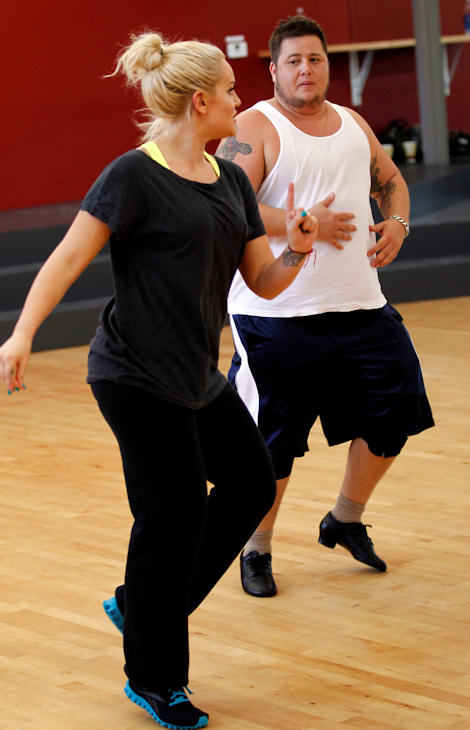 Dancing with the Stars - Chaz Bono and Lacey Schwimmer
