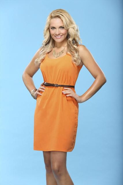 "THE BACHELOR - The next edition of ABC's hit romance reality series, ""The Bachelor,"" returns to ABC for its 17th season in January 2013. (ABC/KEVIN FOLEY) DANIELLA"
