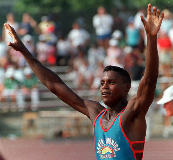 """<div class=""""meta image-caption""""><div class=""""origin-logo origin-image """"><span></span></div><span class=""""caption-text"""">Carl Lewis is regarded as one of the greatest track and field stars of all time, and his story is inspirational. Carl grew up in Willingboro, guided by parents who were teachers and track coaches. Small and skinny, Carl was not a great athlete as a child, but had a dedication and determination that led him to achieve remarkable success. Today he is celebrated as one of the greatest Olympic stars of all time, winning four gold medals in the 1984 games and nine gold medals in four straight Olympics. He has been named World Athlete of the Decade, Olympic Athlete of the Century and was elected into the Track and Field Hall of Fame. Not bad for a South Jersey kid who was told he wouldn?t win many track meets. Carl continues to inspire people with his leadership, most recently tapped by the UN as a Goodwill Ambassador. New Jersey is proud to call Carl Lewis one of our own. (Photo/AP Photo)</span></div>"""