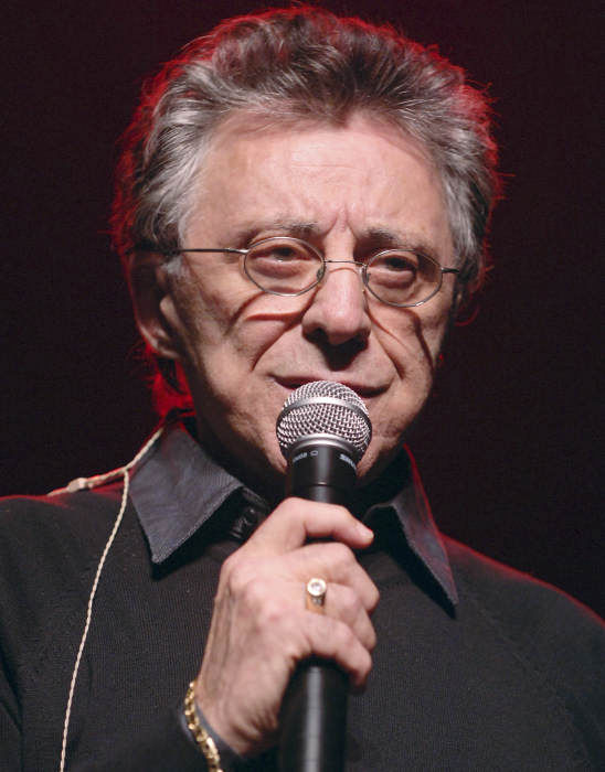 """<div class=""""meta image-caption""""><div class=""""origin-logo origin-image """"><span></span></div><span class=""""caption-text"""">Born in Newark, Frankie Valli has one of the most recognizable and distinctive singing voices in all of popular music. While his singing career began in the early 1950s, he didn?t achieve stardom until songwriter Bob Gaudio joined his group in 1959 and they became ?The 4 Seasons.? As the lead singer for ?The 4 Seasons,? Frankie had a long string of hits beginning with ?Sherry? in 1962 and concluding with the blockbuster hit ?December 1963 (Oh What a Night).? Valli has released a remarkable 29 Top 40 hits with The 4 Seasons and nine Top 40 hits as a solo artist. He is in the Vocal Group Hall of Fame and the Rock and Roll Hall of Fame and was honored in 2008 with the Lifetime Achievement Award from the National Italian American Foundation. We can think of no more deserving Jersey Boy to be inducted into the New Jersey Hall of Fame than Frankie Valli.     (Photo/AP Photo)</span></div>"""