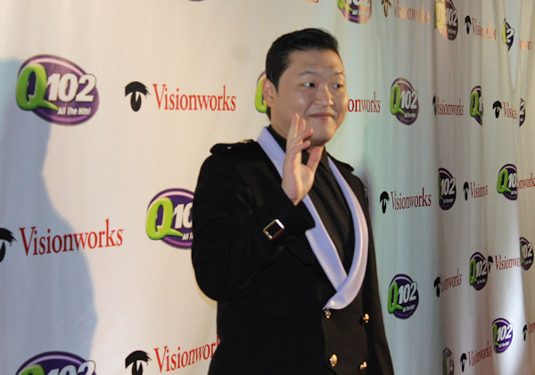 "<div class=""meta image-caption""><div class=""origin-logo origin-image ""><span></span></div><span class=""caption-text"">PSY attends Q102's Jingle Ball 2012 presented by XFINITY, at Wells Fargo Center on December 5, 2012 in Philadelphia. (6abc/Brock Koller)</span></div>"