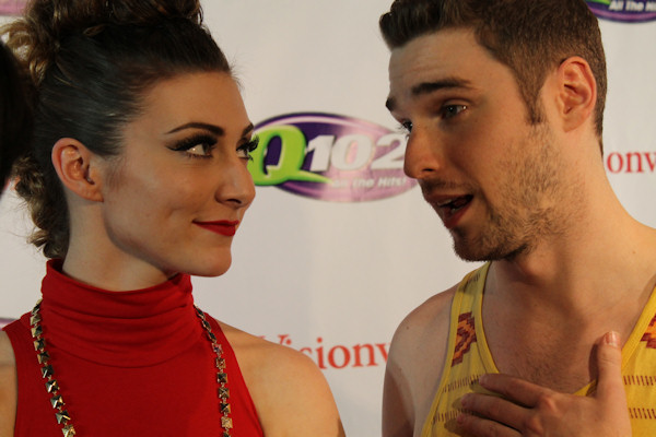 "<div class=""meta image-caption""><div class=""origin-logo origin-image ""><span></span></div><span class=""caption-text"">Action News reporter Alicia Vitarelli interviews Karmin at Q102's Jingle Ball 2012 presented by XFINITY, at Wells Fargo Center on December 5, 2012 in Philadelphia. (6abc/Brock Koller)</span></div>"