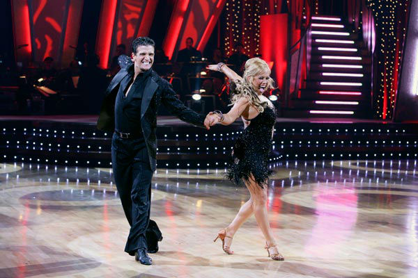 Sabrina Bryan  appears in a still from 2007 season 5 of 'Dancing With The Stars.'