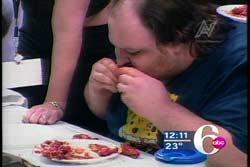 Eat man, eat!