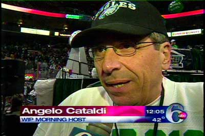 "<div class=""meta ""><span class=""caption-text "">Wing Bowl was about more than just the usual wings and well you know! it was about the Eagles. Even WIP morning show host Angelo Cataldi never imagined Wing Bowl would get this big. </span></div>"