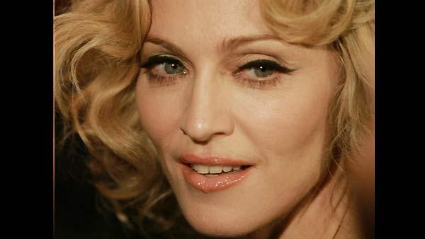Singer-actress Madonna attends a special screening of Revolver