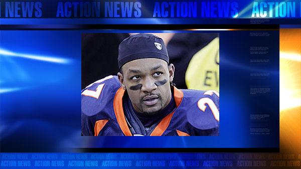 bronco player shot and killed