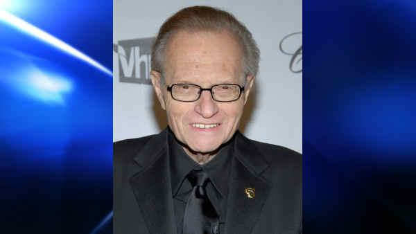 Larry King is ready to tell his story.