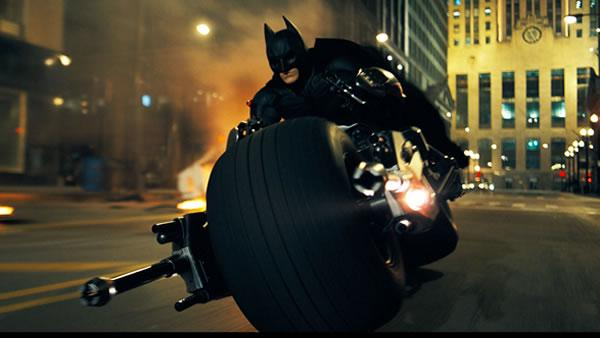 The Dark Knight crossed the $300 million mark in 10 days. (AP Photo)