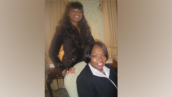 Pictured: Jennifer Hudson with her mom, Darnell Donerson