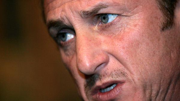 Actor Sean Penn talks during a news conference lobbying the state of California to recognize Harvey Milk Day in San Francisco, Tuesday, March 3, 2009. Penn won an Oscar for his portrayal of Milk, one of San Franciscos first openly gay politicians. (AP Photo/Marcio Jose Sanchez)