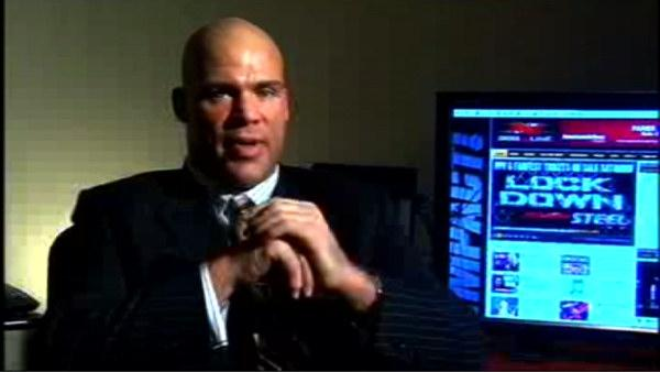 The 6abc.com Interview - Kurt Angle - Backstage with Brock