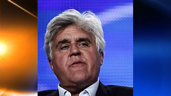 Jay Leno speaks during the panel for The Jay Leno Show at the NBC Universal Television Critics Association summer press tour in Pasadena, Calif. on Wednesday, Aug. 5, 2009. (AP Photo/Matt Sayles) (AP)