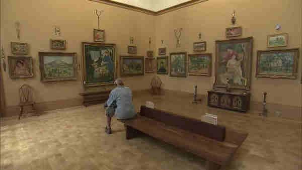Barnes Museum wows visitors at new location