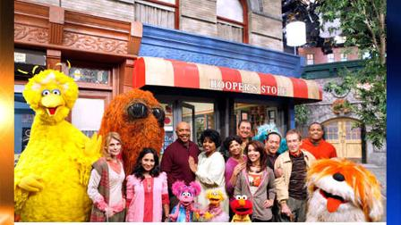 Sesame Street 40th Anniversary Season 1 cast