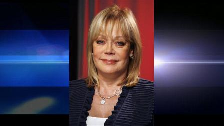 FILE - In this Aug. 13, 2009 file photo, author Candy Spelling poses for a portrait in New York.  Associated Press