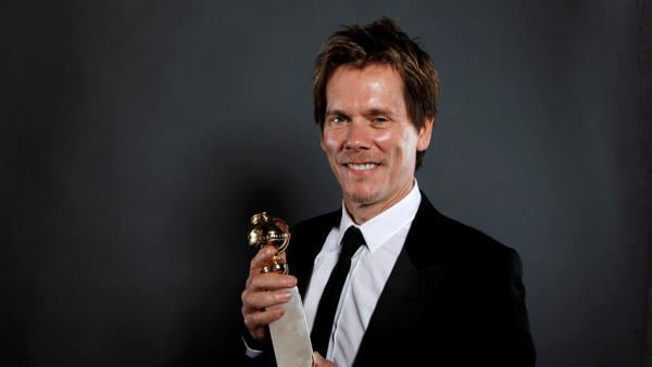 Actor Kevin Bacon