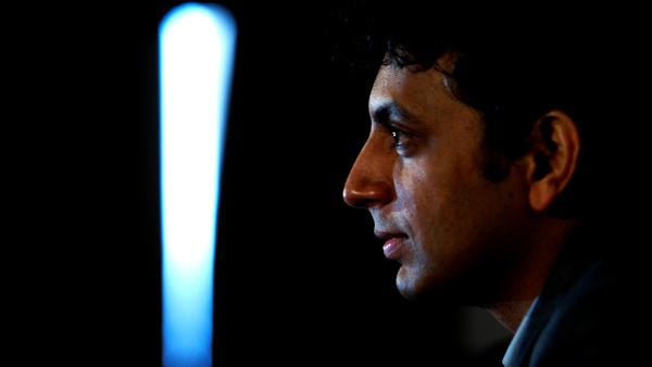 Hollywood director M. Night Shyamalan