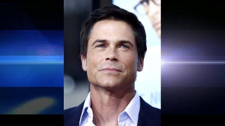 FILE - In this Sept. 21, 2009 file photo, Rob Lowe arrives at the premiere of The Invention of Lying in Los Angeles. (AP Photo/Matt Sayles, file)