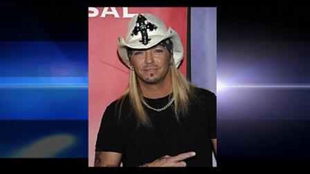 FILE -In this Jan. 10, 2010 photo Singer Bret Michaels arrives at the NBC Universal Winter 2010 press tour party in Pasadena, Calif.  (AP Photo/Dan Steinberg)  (AP)