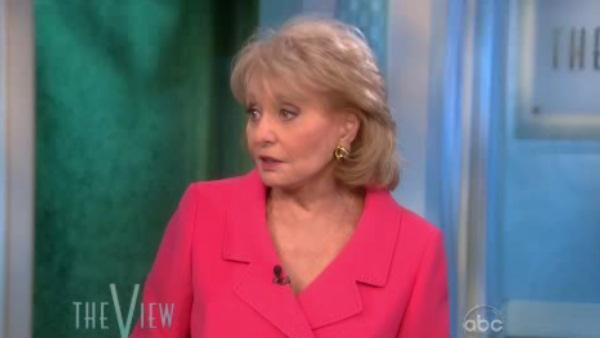 What is Barbara Walters' prognosis?