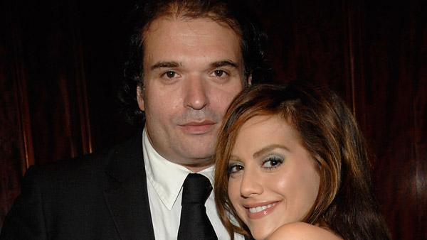 Brittany Murphy and husband Simon Monjack
