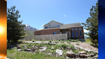 This is the home of Actor Gary Coleman on May 28, 2010 in Santaquin, Utah. Coleman, the child star of the smash 1970s TV sitcom Diffrent Strokes whose later career was marred by medical and legal problems, died Friday, May 28, 2010, after suffering a brain hemorrhage. He was 42. (AP Photo/George Frey)
