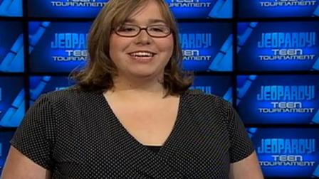 ... the crown in this year's Jeopardy Teen Tournament in November of 2009.